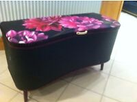 Ottoman/bedroom seat/ blanket box