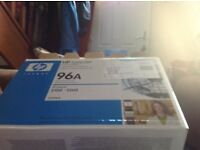 HP LaserJet 96A C4096A Printer Cartridge- 4No unopened and ready for use