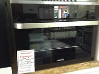 Beko intergrated oven/ microwave. RRP £469 12 month Gtee