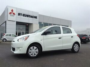 2014 Mitsubishi Mirage ES **TRANSMISION CVT**ANTI PATINAGE **