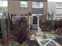 GLENROTHES 2 BEDROOM MID TERRACED HOUSE IN MACEDONIA AREA