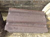 Ludlow Plus roof tiles
