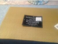 Gold Table Mats