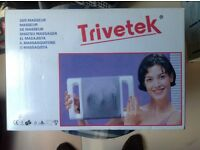 Massager, deep penetrating Shiatsu electric 240V by Trivetek