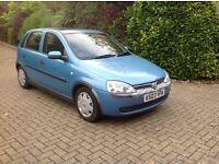 Vauxhall Corsa Elegance 16v - 1.2 litre