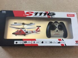Brand new Remote control helicopter
