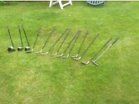 Dunlop golf club set