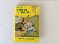 BILLY BUNTER IN BRAZIL - HARDBACK BOOK
