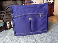FOLDING SUIT CARRYING TRAVEL CASE_MULTI POCKETED
