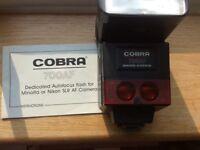 Cobra flash 700AF