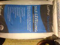 Lo Pro Quickset Self levelling compound