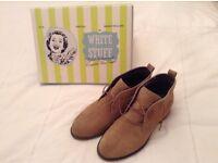 White Stuff Desert boots