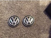 "Vw alloys,16"",new tyres and all brand new wheel nuts and vw centres"