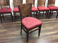 Restaurant style dining chairs - pub - bar