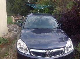 Vauxhall vectra auto diesel 12 month MOT
