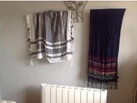 Bills bargains, Two women's scarves in new condition
