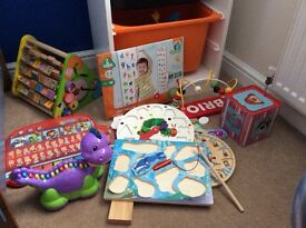 Kids unisex toys
