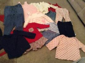 Girls 3-6 month clothing bundle
