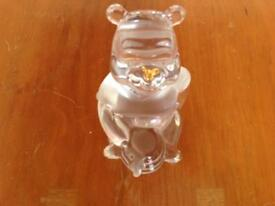 Winnie the Pooh – Lenox crystal