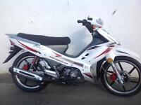 Nipponia brio 125cc step thou scooter