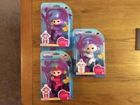 FINGERLINGS 100% GENUINE X 3 BRAND NEW IN BOXES