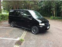 Mazda Bongo 8 seater or 2 berth day/camper van