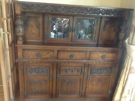 OLD CHARM HUNSDON COURT CUPBOARD