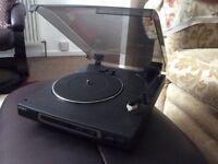 Sony Record Deck