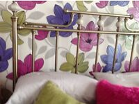 4ft x6 double headboard very good condition