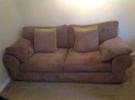 3 seater sofa **still available 17/1/17**