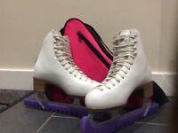 Risport Etoile ice skates junior UK size 4