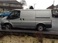 2011 ford transit, 50,000mls FSH, NO VAT