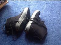 DUI Drysuit boots size 6