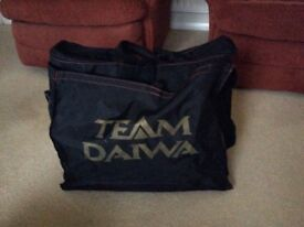 Team Daiwa fishing bag