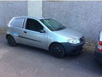Fiat pinto 13 diesel long mot