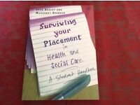 Surviving Your Placement in Health and Social Care - paperback