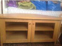 Corner TV unit, IKEA, excellent condition