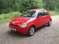FORD KA 1.3 Zetec Climate, 2007. Full years MOT with no advisories.