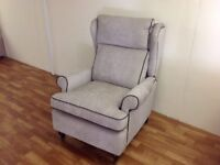 LAZYBOY FIRESIDE HIGH BACK CHAIR