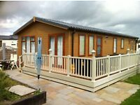 Luxury Lodge 3 Bed Holiday Lodge for sale in Porthmadog