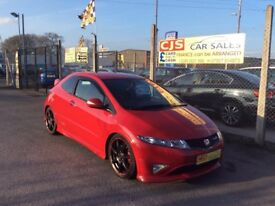 Honda Civic type R GT 2011 2 owners 450000 fsh long mot fullyserviced mint car possible px
