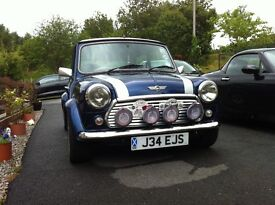 Classic Mini Cooper Sportspack (2000) Ltd Edition for Sale