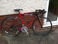 Raleigh R 50 road bike cycle bicycle racer 21 inch frame Very Good Condition