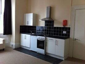 Modern studio flat with own kitchen - Excellent location and nicely presented