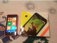 EXCELLENT CONDITION LITTLE NOKIA 630 WINDOWS PHONE ON TESCO MOBILE NETWORK