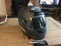 Nitro model no N250VX motorcycle helmet sizeS