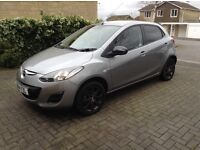 Low mileage Mazda 2 Colour Edition 2014 only 5600 miles priced for quick sale