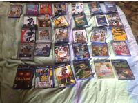 31 x PlayStation 2 games