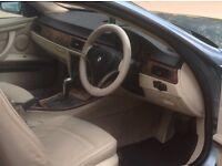 BMW 320i SPORT AUTO COUPE....Full service history, full MOT, 2 months warranty, low mileage 75K