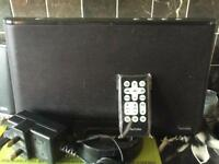 Technika iPhone docking speaker. Great sound